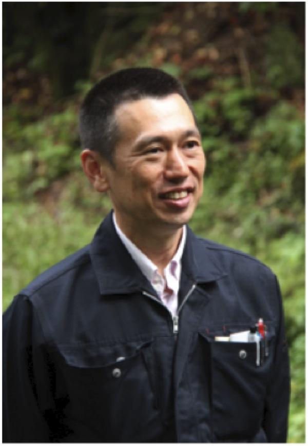 「適切な森林管理は、必ず林業の底上げにつながります」と力強く語る今村さん。