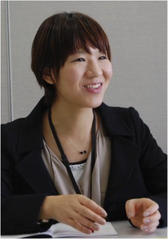 高橋楓子さん