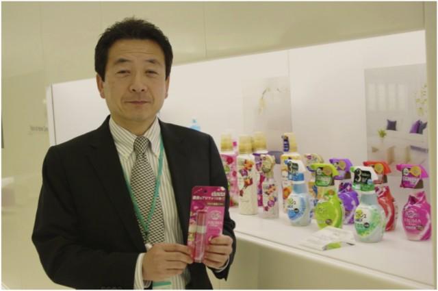 花王株式会社 購買部門 包材部 課長 石川賢司さん
