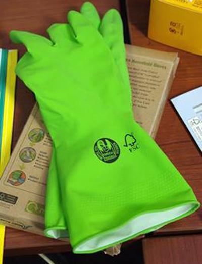 イフユーケアのゴム手袋