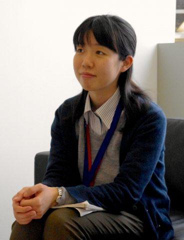 キリン株式会社 CSV戦略部 関川絵美子さん