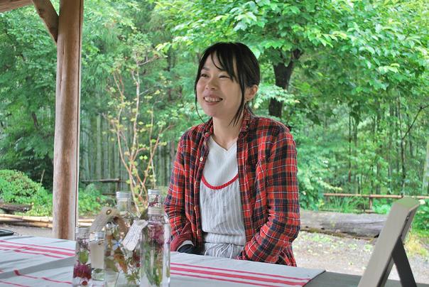 田中千代子さん