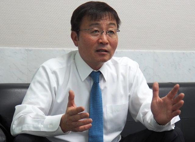 塚本清孝さん