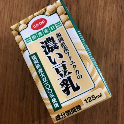 生協豆乳3